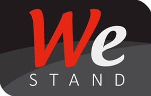 Logo We Stand